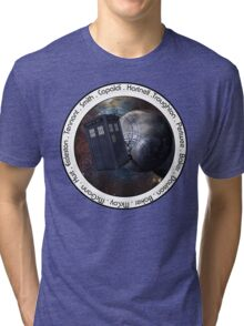 Doctor Who: The Doctors Tri-blend T-Shirt