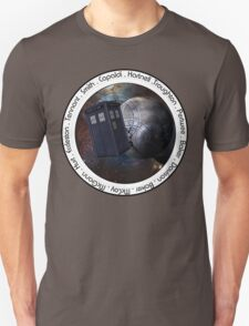 Doctor Who: The Doctors Unisex T-Shirt