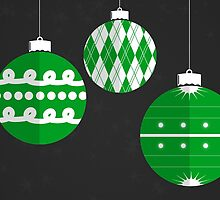 Decorate with Style (Green) by ACImaging