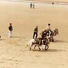 Blackpool&#x27;s Donkeys by georgiegirl