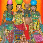 Water Carriers by Laura Hutton
