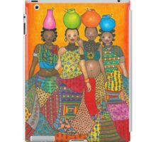 Water Carriers iPad Case/Skin