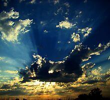 Powerful skies by Missy