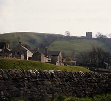 Castleton Castle by georgiegirl