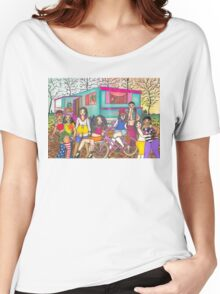 Foxy Roxy & Her Crew Women's Relaxed Fit T-Shirt