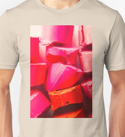 Cosmetic abstract Unisex T-Shirt