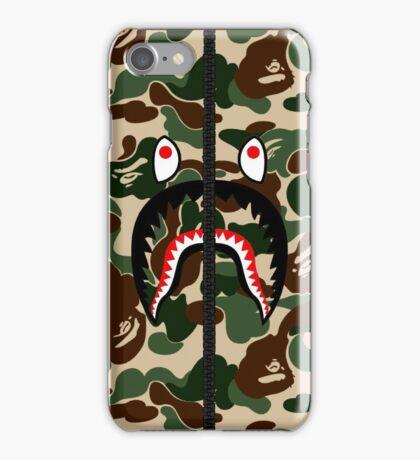 Bape - Shark design iPhone Case/Skin