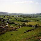 Ayside Hills in Spring by georgiegirl