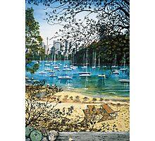 Sirius Cove - Sydney Photographic Print