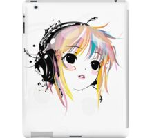 Yuki Remix iPad Case/Skin