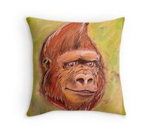 Realistic Donkey Kong Throw Pillow