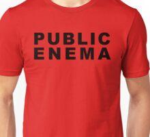 Public Enema Unisex T-Shirt