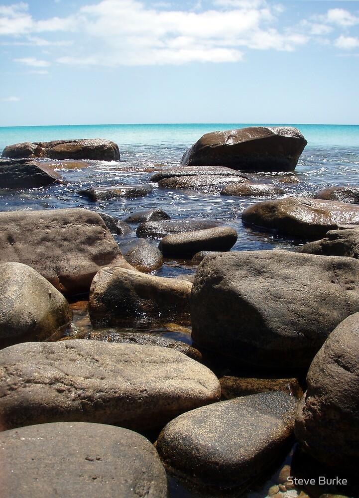 Meelup Rocks by Steve Burke