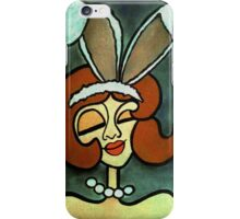 Wildago's Bunny Pearl iPhone Case/Skin
