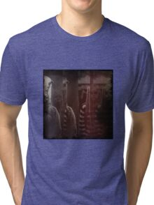 Frank & Heidi Tri-blend T-Shirt
