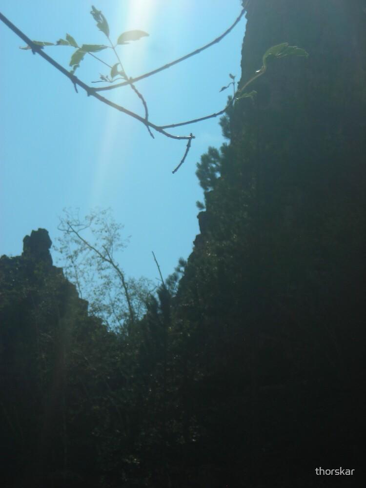 Skyway to Heaven by thorskar