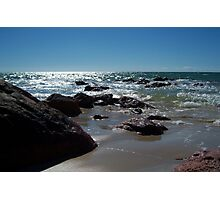 Dunsborough Rocks Photographic Print