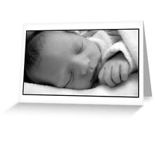 New Born  Greeting Card