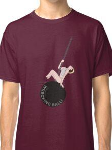 Miley Cyrus - Wrecking Ball Classic T-Shirt