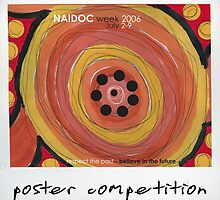 NAIDOC poster competition by auntykarla