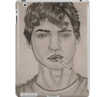 Augustus Waters iPad Case/Skin