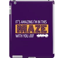 Holy Grail - Jay-Z - Purple iPad Case/Skin