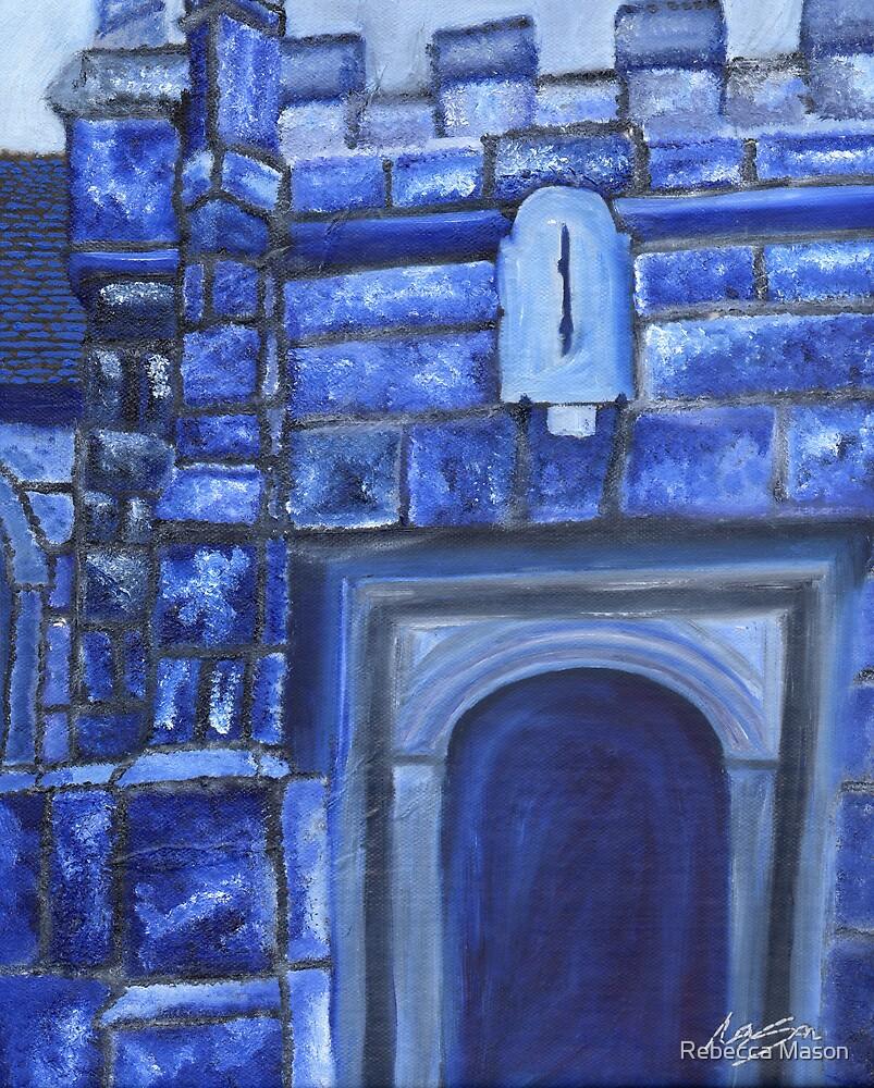Passageway To Memories by Rebecca Mason