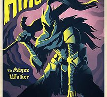 Dark Souls - Artorias the Abysswalker by Jaruor