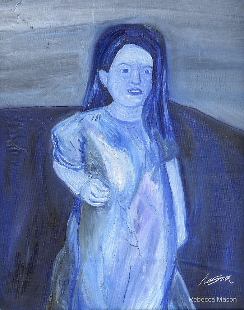 All In Blue by Rebecca Mason