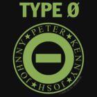 Type Ø by Andrés Abel