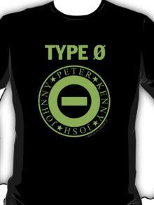 Type Ø T-Shirt