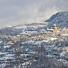 Monastery in the Hills by russiannut