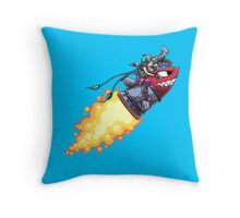 Jinx Throw Pillow