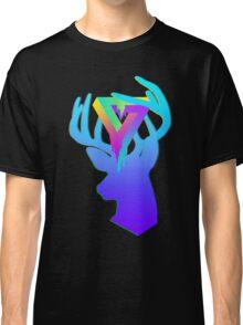 Acrylic Deer - Ode to Neon Classic T-Shirt