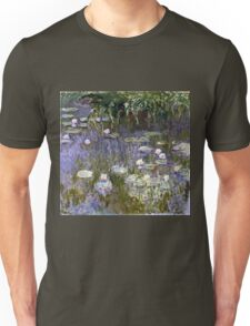 Claude Monet - Water Lilies (1922) Unisex T-Shirt