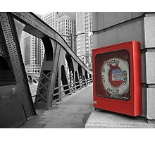 Safety in Chicago Photographic Print