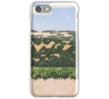 Red Barn in Alexander Valley iPhone Case/Skin
