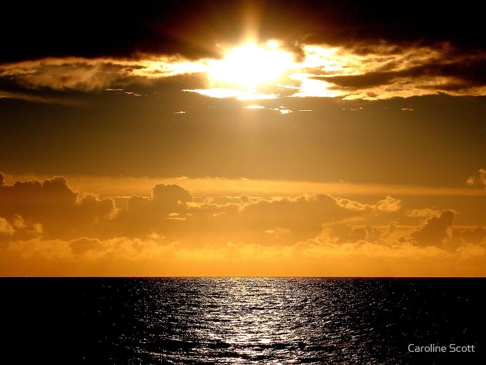 End of Daylight by Caroline Scott