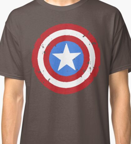 Captain America's Shield Classic T-Shirt
