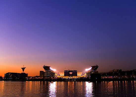 Heinz Field by wyllys