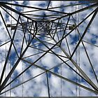Power Tower by Timothy  Ruf
