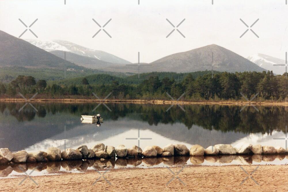 Loch Morlich, Scotland by georgiegirl