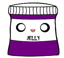 Jelly jar Photographic Print