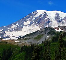 Mount Rainier 540 by jduffy111