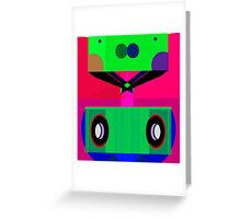"Hello, My Name Is ""Bill"". Greeting Card"