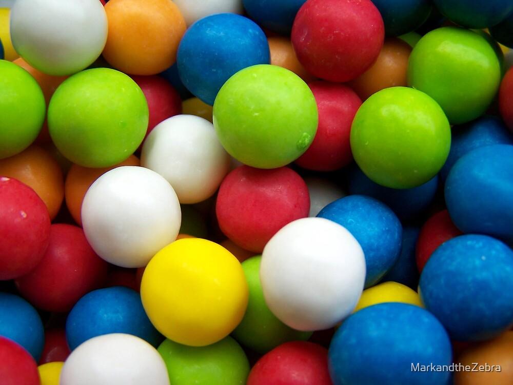Bubblegum Balls 1 by MarkandtheZebra