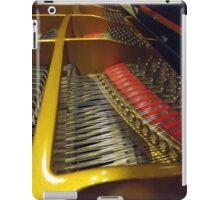 Piano Interior iPad Case/Skin