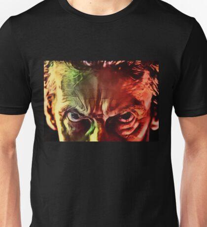 Doctor Who - Capaldi Eyebrows Unisex T-Shirt