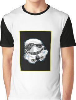 Storm Trooper Artwork from Starwars  Graphic T-Shirt