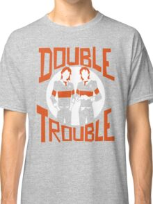 Official Phelps Twins - Double Trouble Tee Classic T-Shirt